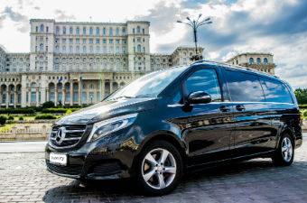 Mercedes Mercedes VCLASS 7+1 locuri